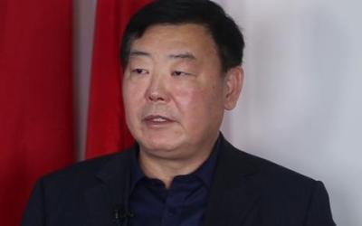 专访自治区体育局党组书记