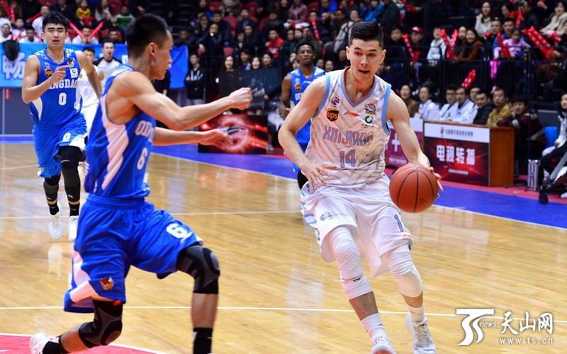 金沙线上娱乐网址:全队半场得73分!新疆男篮主场轻取青岛男篮