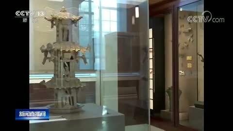英国 大英博物馆中国及南亚馆重新开放