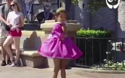 梦幻变身公主裙