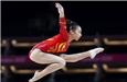 中国体操女队美国集训收获满满