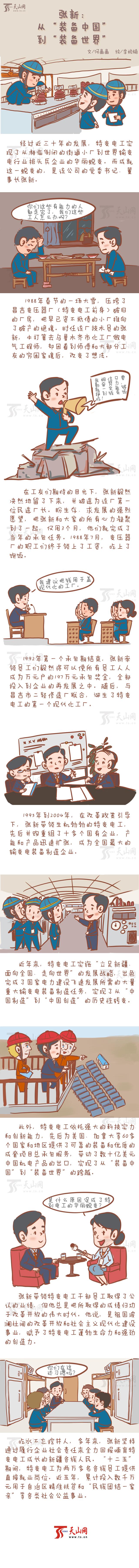 """皇家彩票网官方网站:张新:从""""装备中国""""到""""装备世界"""""""