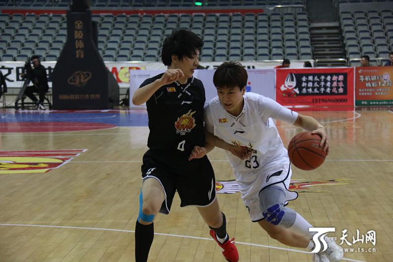 金沙会线上娱乐:WCBA联赛:新疆女篮以87比62战胜浙江女篮