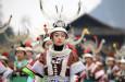 贵州:盛装起舞喜迎春
