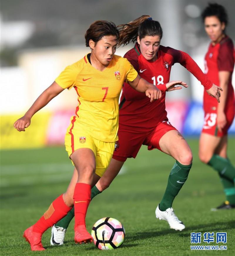 澳门网络赌博官网:阿尔加夫杯中国队揭幕战遭东道主逆转