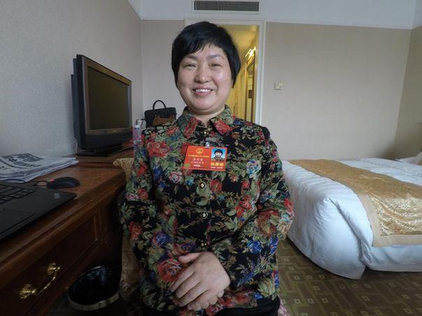 金沙国际娱乐游戏:全国人大代表李秀香:改革开放40年,教育事业发展成绩斐然