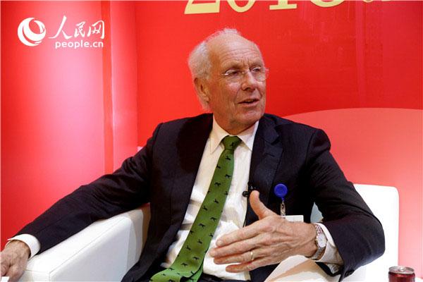 八八彩票链接:挪威商学院教授兰德斯:中国在气候变化治理中发挥重要作用