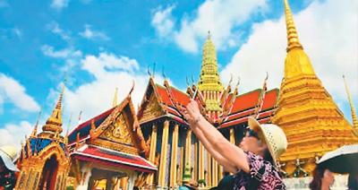 金沙娱乐澳门官网:中国游客为何喜欢泰国