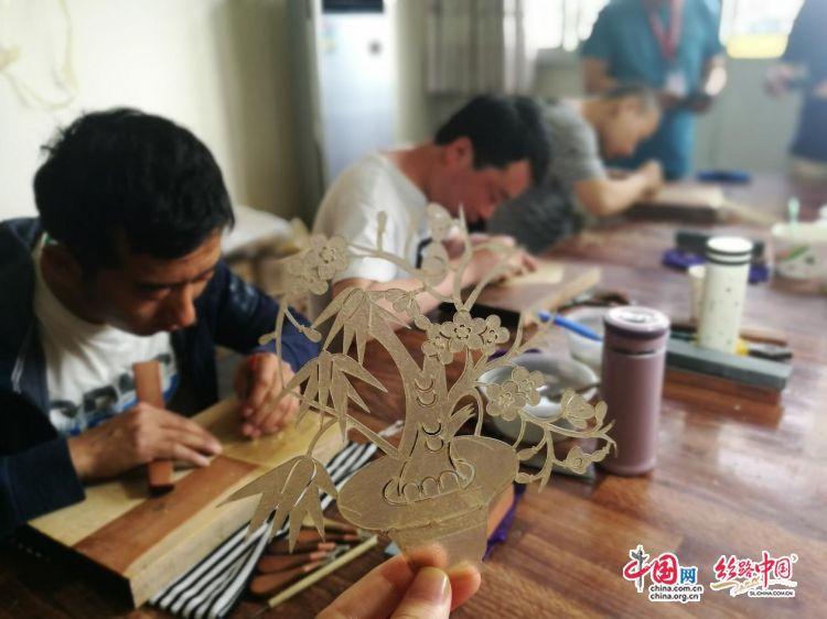 北京赛车PK10投注:陕西华州皮影:创新演绎让非遗散发新活力