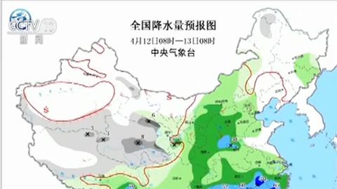 我国再次迎来大范围降温 气温骤降不足15℃局地暴雨
