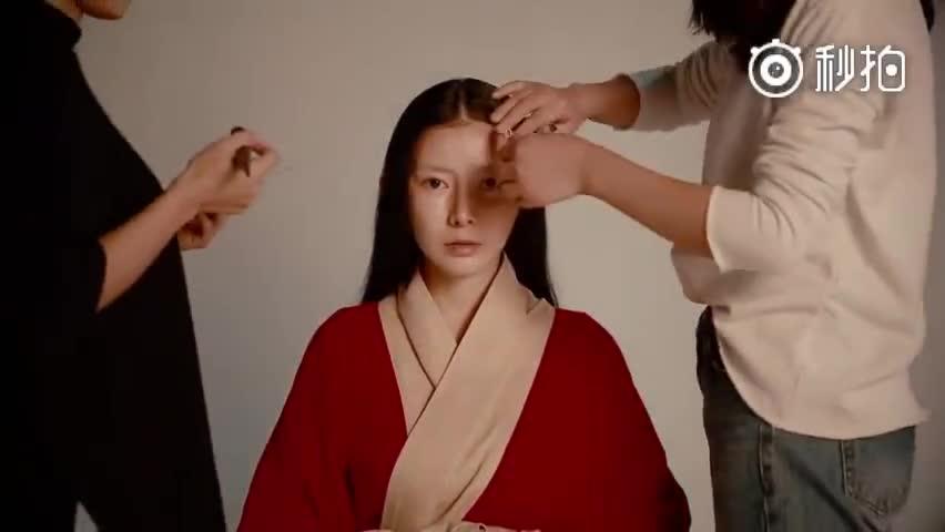 中国古代女子各种发型