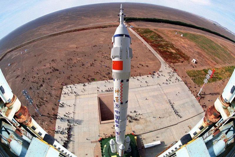 我叫中国航天,这是我的名片