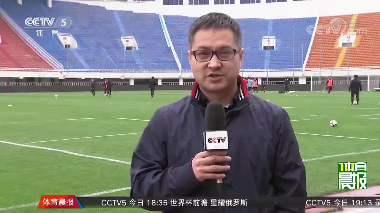 [国内足球]过招中乙球队 上海上港不敢怠慢