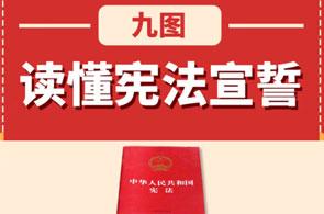 九图读懂宪法宣誓
