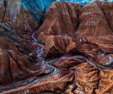 """乌苏泥火山群:色彩""""堆积""""的神奇地质世界"""