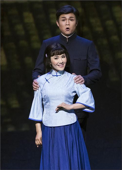 平安彩票会员登录:民族歌剧《伤逝》在京上演_殷秀梅程志成座上宾