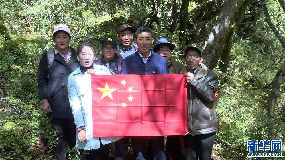 北京快乐8有什么规律:探访边境线上的临时党支部――森木扎党支部