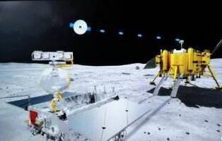 中国人让月球背面第一次有信号了