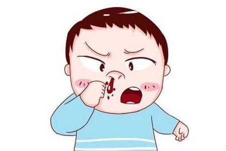 鼻出血是身体发出的求救信号