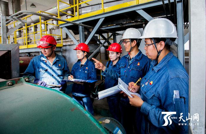 乌鲁木齐石化公司举行劳动竞赛激发新活力