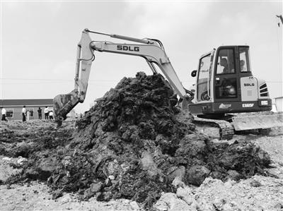 重庆时时彩手机APP:泰州数万吨化工废料非法填埋