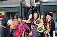 河南旅游专列来新疆