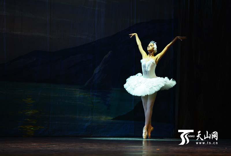 【高清组图】乌克兰基辅儿童芭蕾舞团《天鹅湖》在乌鲁木齐首演