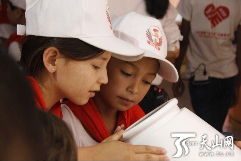 自治区科技厅邀请90位小朋友参加科技夏令营