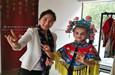 中国京剧在安徒生故乡展魅力