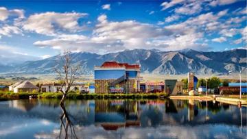 新疆多地康养旅游热 天然氧吧养心又养生