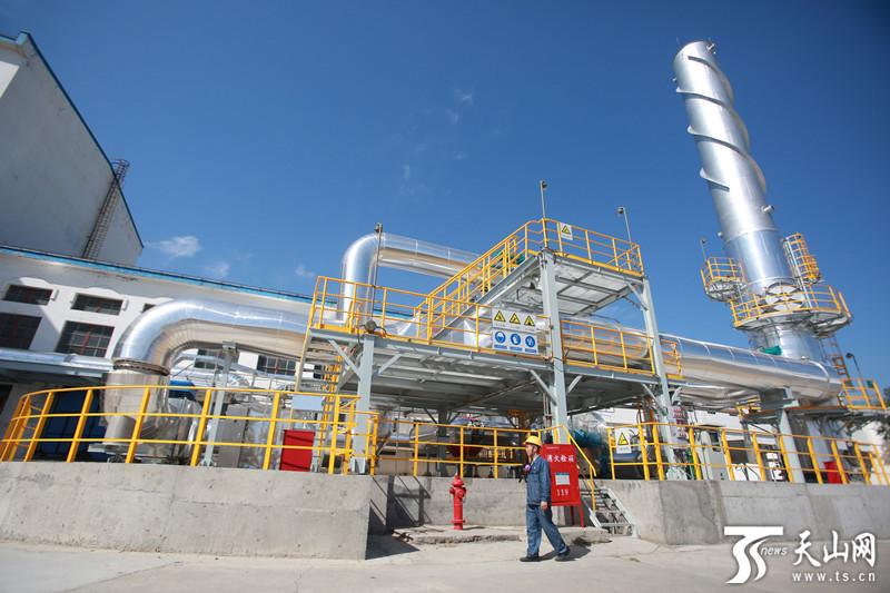 独石化乙烯18项VOCs治理项目全部投用