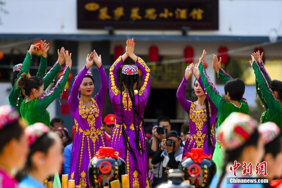 慕薩萊思文化旅游節舉辦