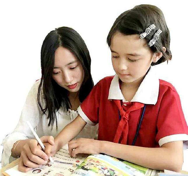 教育援疆助力新疆教育发展