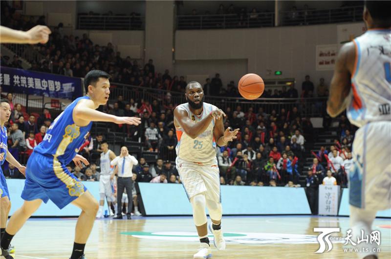 CBA:新疆主场胜江苏 取得新赛季开门红