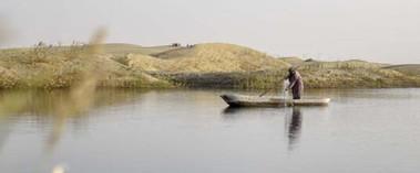 沙海罗布泊渔猎人