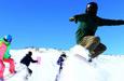 新疆进入滑雪季 都来玩雪撒!
