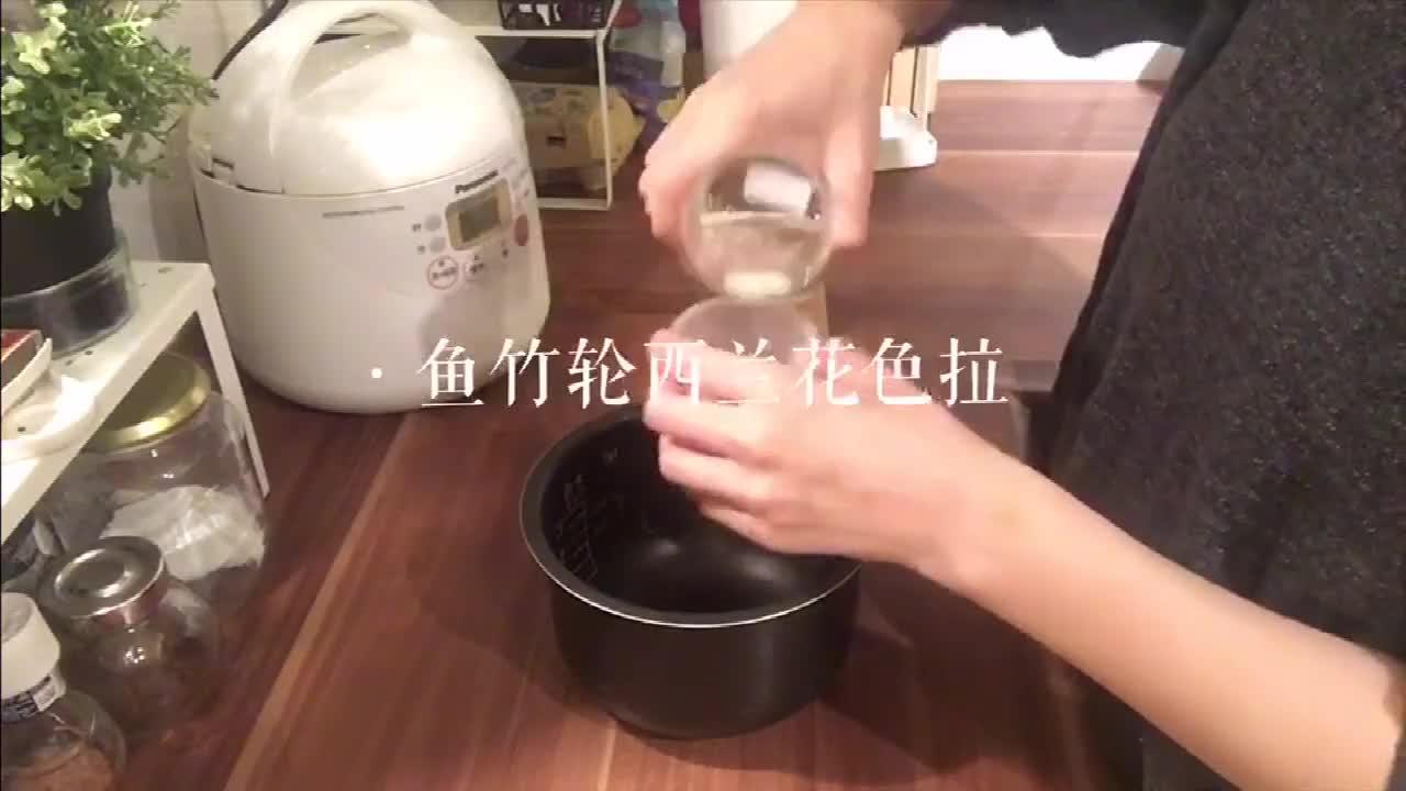 今天教你做藕夾便当,胖乎乎的藕特别可爱