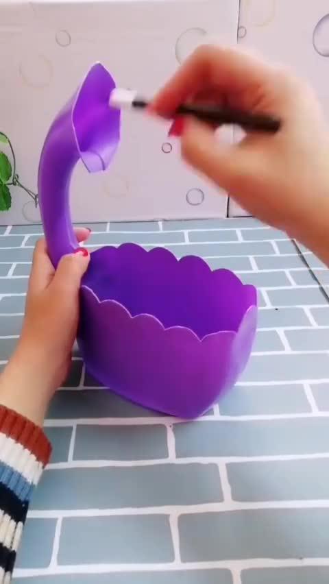 洗衣液瓶子大用处