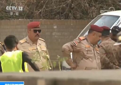 """伊拉克战胜极端组织一周年 消除隔阂 """"绿区""""拆墙进行时"""