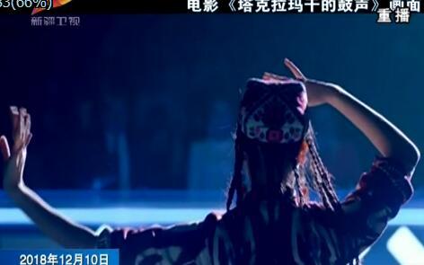 《塔克拉玛干的鼓声》获第十七届中国电影华表奖