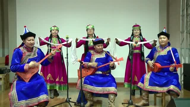 江格尔传唱《幸福乌苏》——塔城地区蓬查、孟克吉尔格丽等