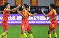 女足四国赛:中国队3-0胜尼日利亚