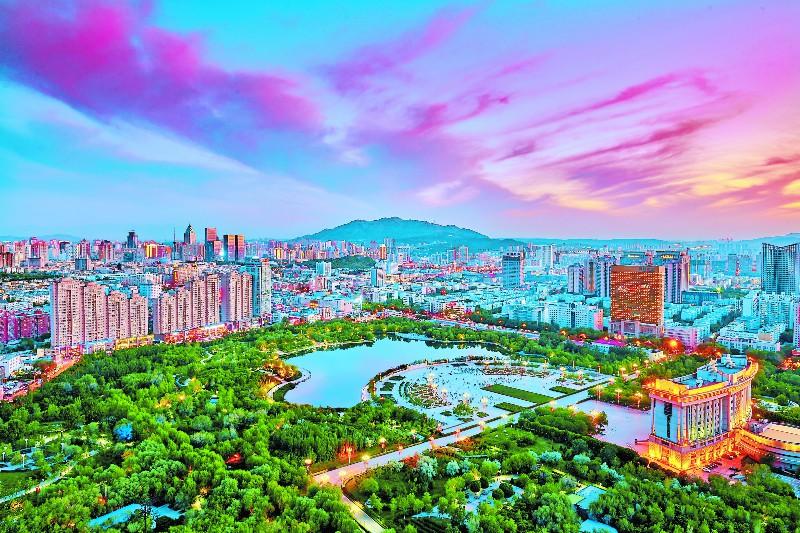【追梦新时代 · 地州亮点连连看】乌鲁木齐:魅力之城图片