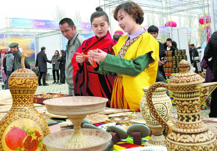 【新疆是个好地方】第三届新疆春季旅游博览会启幕