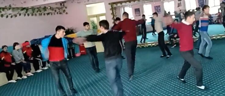 我们的舞蹈班