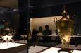 丝绸之路国家博物馆文物精品展开幕