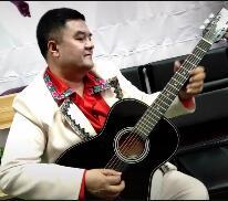 #吉他 学员吉他来一段