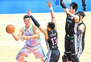 新疆男篮第六次晋级决赛