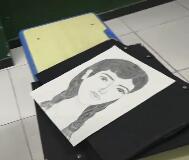 #画画 学员画得很好看
