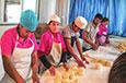 工作队助家庭妇女就业